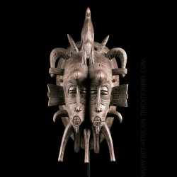 Kpeliye mask - Senufo -...