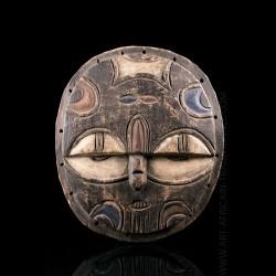 Masque circulaire Kidumu -...