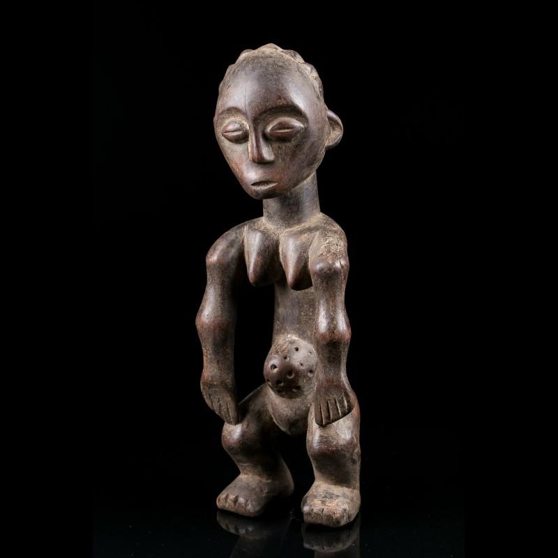 Iginga figure of the Bwami - Lega - Congo