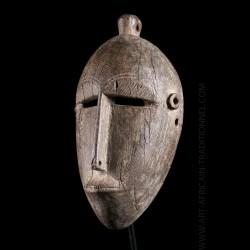 Masque africain du Koré...