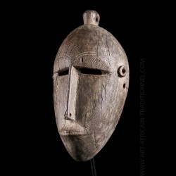 Bambara mask of Kore