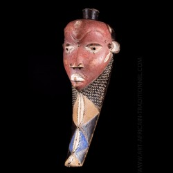 Masque Kiwoyo / Mwawa Pende...