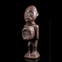 Nkishi figure - Kongo -...