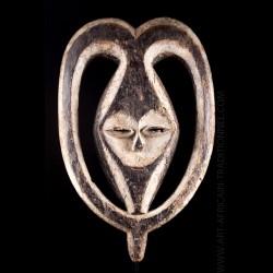 Ekuk tribal mask Kwele...