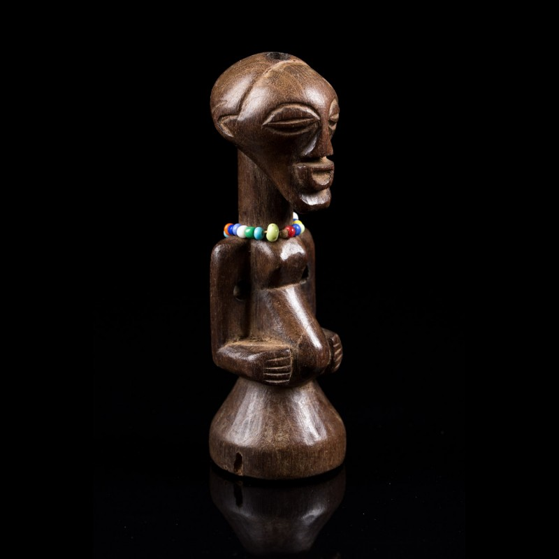 Nkisi tiny figure - Songye - Congo