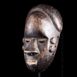 Masque africain Sakwibuku...