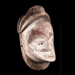 Tribal mask - Kota Mbete -...