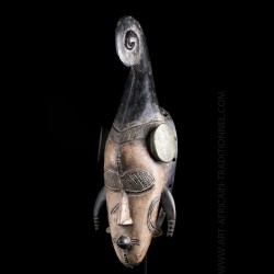 Mask of the Do Kulango...