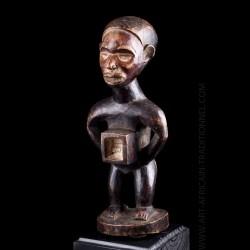 Nkisi figurine - Kongo -...
