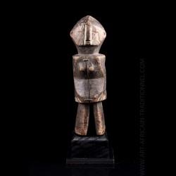Statuette Ngbaka / Zandé -...