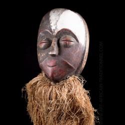 Mask Okukwé - Galoa - Gabon