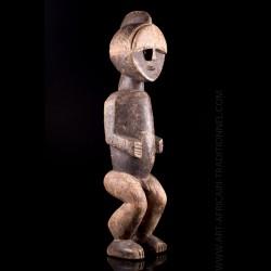 Mbete Reliquary Statue -...