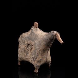 Leather horseman - Bambara - Mali - SOLD