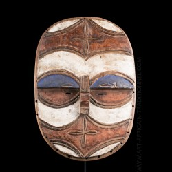 Kidumu Bateke mask - SOLD OUT