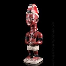 Statue de colon Baoulé - VENDU