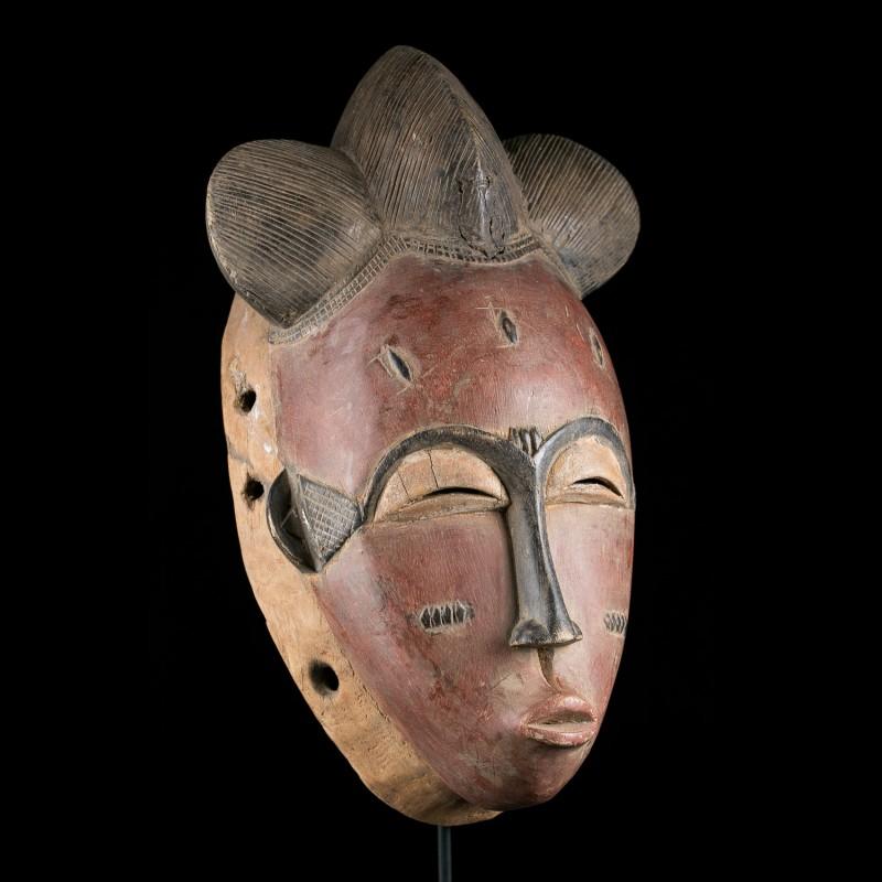 Mblo mask - Baule - Ivory Coast