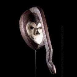 Pibibuze Kwele mask