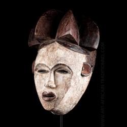 Masque ancestral Tsogo Vuvi...