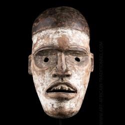 Kongo Yombe Ngobudi mask -...