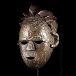 Kota ancestor cult mask -...