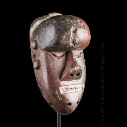 Salampasu passport mask