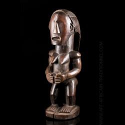 Statue Fang Byeri gardien...