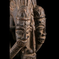 Equestrian figure - Ganza/Bura - Nigeria - SOLD